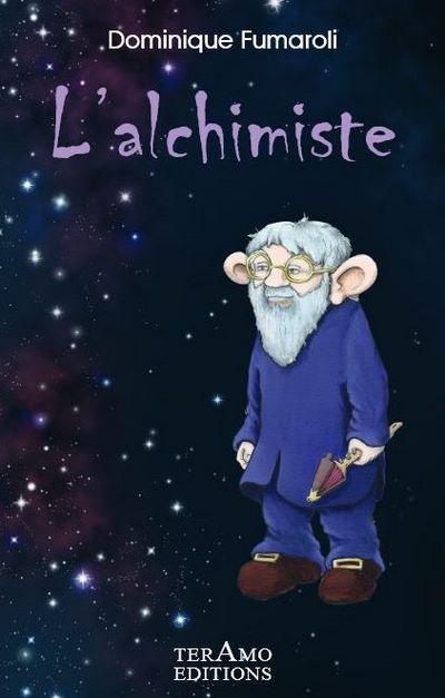 couverture du livre l`alchimiste